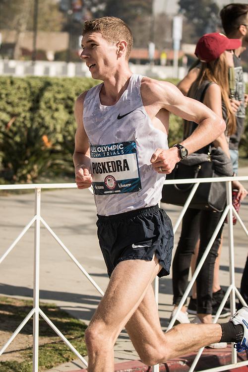 USA Olympic Team Trials Marathon 2016, Puskedra, Nike