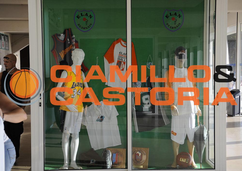 DESCRIZIONE : Musee Basket Pau<br /> GIOCATORE : Musee Pau<br /> SQUADRA : Pau<br /> EVENTO : <br /> GARA : <br /> DATA : 07/08/2010<br /> CATEGORIA : Basketball Pro a<br /> SPORT : Basketball<br /> AUTORE : JF Molliere par Agenzia Ciamillo-Castoria <br /> Galleria : France Basket 2010-2011 Reportage<br /> Fotonotizia : Musee Basket Pau<br /> Predefinita :