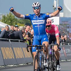 08-06-2019: Wielrennen: Hammer Series Sprint: Sittard<br /> Fabio Jakobsen (Deceuninck-Quick-Step) wint de Hammer Sprint en levert een groot aabndeel in de teamwinst van zijn ploeg vandaag