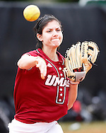 Umass Softball Team Game 2 Vs. FIU.