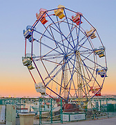 Ferris Wheel at Balboa Fun ZoneaFerris Wheel at Balboa Fun Zone in Newport Beach
