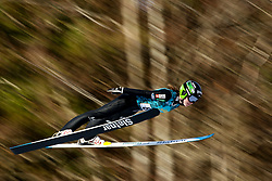 Ema Klinec at Slovenian National Championship in Ski Jumping on December 23, 2018 in Planica, Slovenia. Photo by Matic Klansek Velej / Sportida