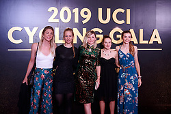 FDJ Nouvelle Aquitaine Futuroscope at UCI Cycling Gala 2019 in Guilin, China on October 22, 2019. Photo by Sean Robinson/velofocus.com