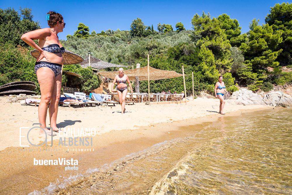 Emiliano Albensi<br /> Settembre 2017<br /> La spiaggia di Mandraki<br /> <br /> Emiliano Albensi<br /> September 2017<br /> Mandraki beach