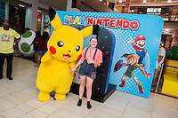 07262014 - Nintendo event at Arrowhead Towne Center in Glendale, Arizona.