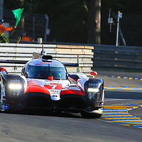 #7, Toyota Gazoo Racing, Toyota TS050 Hybrid, LMP1H, driven by: Mike Conway, Kamui Kobayashi, Jose Maria Lopez, 24 Heures Du Mans  2018, , 16/06/2018,