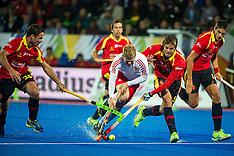 M - England v Spain