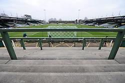 Huish Park - Photo mandatory by-line: Joe meredith/JMP - Mobile: 07966 386802 - 04/01/2015 - SPORT - football - Yeovil - Huish Park - Yeovil Town v Manchester United - FA Cup - Third Round
