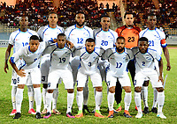 Concacaf Gold Cup Usa 2017 / <br /> Martinique National Team - Preview Set - <br /> Martinique National Team Group