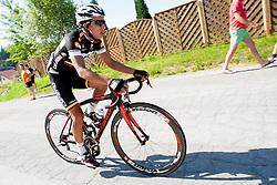 during 2nd Stage Kocevje - Visnja Gora (168,5 km) at 20th Tour de Slovenie 2013, on June 14, 2013, in Visnja Gora, Slovenia. (Photo by Urban Urbanc / Sportida.com)