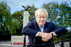 Boris Johnson Campaigning