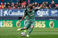 Benat of Athletic Club during the match of  La Liga between Club Atletico Osasuna and Athletic Club Bilbao at El Sadar Stadium  in Pamplona, Spain. April 01, 2017. (ALTERPHOTOS / Rodrigo Jimenez)
