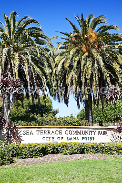 Sea Terrace Community Park Monarch Beach, City Of Dana Point