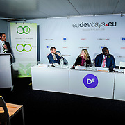 20160615 - Brussels , Belgium - 2016 June 15th - European Development Days - Meeting the Sustainable Development Goals with science © European Union