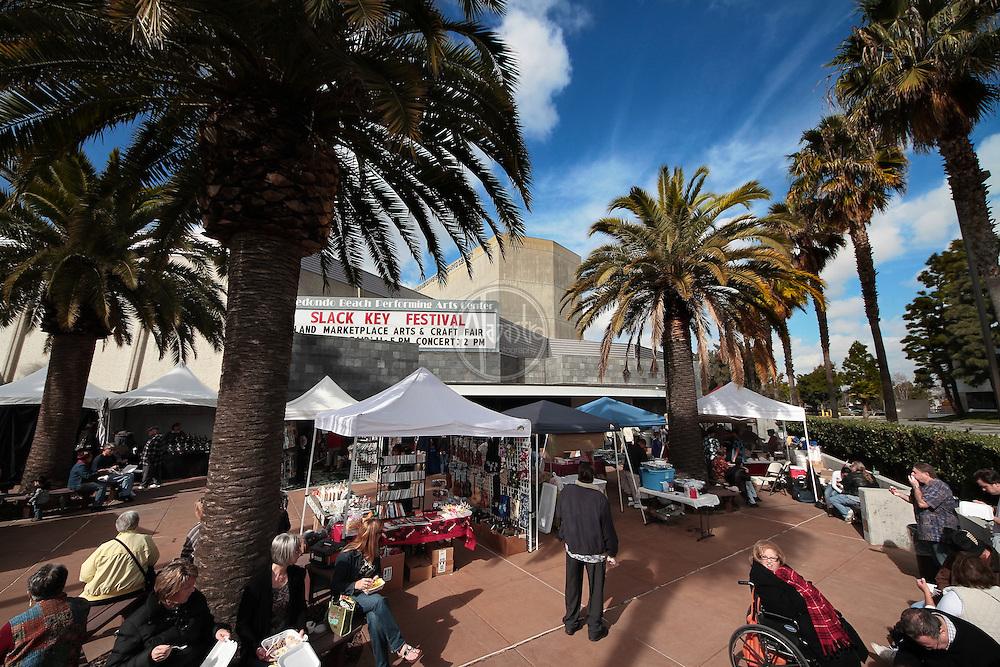 2012 SoCal Slack Key Festival at the Redondo Beach Performing Arts Center.