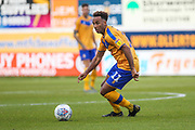 Nicky Maynard of Mansfield Town during the EFL Sky Bet League 2 match between Mansfield Town and Oldham Athletic at the One Call Stadium, Mansfield, England on 12 October 2019.