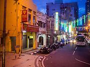 20 DECEMBER 2012 - KUALA LUMPUR, MALAYSIA:  A street scene in Kuala Lumpur, Malaysia.    PHOTO BY JACK KURTZ