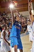 DESCRIZIONE : Bormio Trofeo Internazionale Diego Gianatti Grecia Italia <br /> GIOCATORE : Belinelli<br /> SQUADRA : Italia <br /> EVENTO : Bormio Trofeo Internazionale Diego Gianatti Grecia Italia <br /> GARA : Grecia Italia<br /> DATA : 23/07/2006 <br /> CATEGORIA : Tiro  <br /> SPORT : Pallacanestro <br /> AUTORE : Agenzia Ciamillo-Castoria/G.Cottini<br /> Galleria : FIP Nazionale Italiana <br /> Fotonotizia : Bormio Trofeo Internazionale Diego Gianatti Grecia Italia<br /> Predefinita :