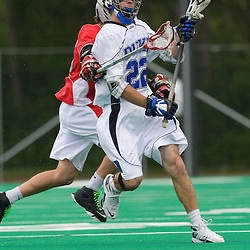 Game Action: Ohio State vs. Duke Lacrosse