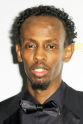 © Licensed to London News Pictures. 02/02/2014, UK. Barkhad Abdi, London Critics Circle Film Awards, May Fair Hotel, London UK, 02 February 2014. Photo credit : Richard Goldschmidt/Piqtured/LNP