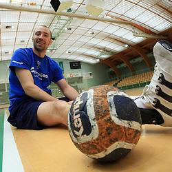 20081027: Handball - Slovenian Men National Team at practice
