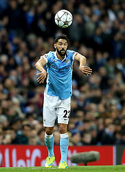 Gael Clichy of Manchester City  - Mandatory byline: Matt McNulty/JMP - 15/03/2016 - FOOTBALL - Etihad Stadium - Manchester, England - Manchester City v Dynamo Kyiv - Champions League - Round of 16