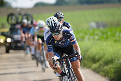 Ilona Hoeksma at Boels Rental Ladies Tour Stage 6 a 159.7 km road race staring and finishing in Sittard, Netherlands on September 3, 2017. (Photo by Sean Robinson/Velofocus)