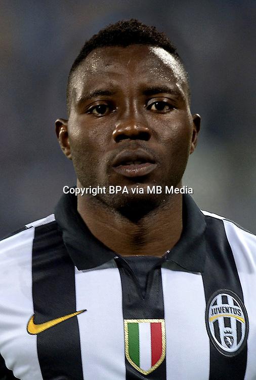 Italian League Serie A -2014-2015 / <br /> ( Juventus Fc ) - <br /> Kwadwo Asamoah