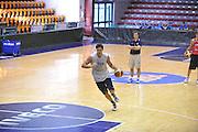 Sassari 19 Agosto 2012 - qualificazioni Eurobasket 2013 - Allenamento<br /> Nella Foto : DANILO GALLINARI<br /> Foto Ciamillo/Castoria