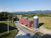 Des Marais Farm in Brandon, Vermont.