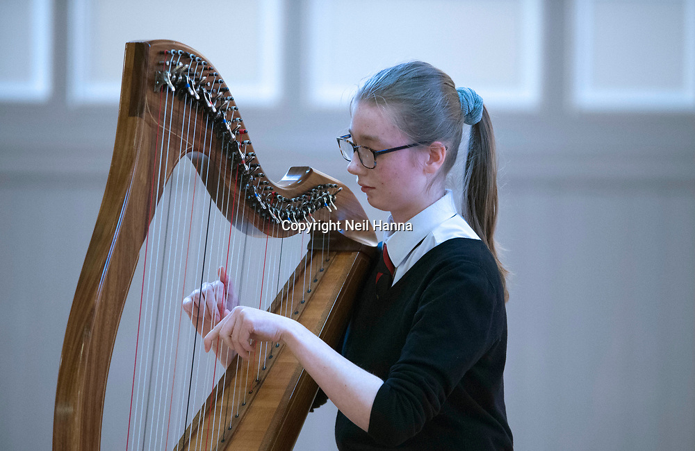 Edinburgh Competition Festival 2020 - Stockbridge Parish Church - Friday 13th March 2020<br /> <br /> Stephanie Humphreys  performs in The Norman Quinney Medal at the Edinburgh Competition Festival  - an annual festival for amateur musicians - which is celebrating its 100th anniversary this year. <br /> The music festival, held in various City Centre venues runs until 15 March and ends with a concert of highlights in The Queen's Hall on the Sunday evening, 15 March. <br />  Neil Hanna Photography<br /> www.neilhannaphotography.co.uk<br /> 07702 246823