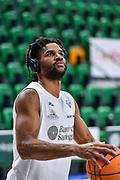 Dwayne Evans<br /> Banco di Sardegna Dinamo Sassari - Baxi Manresa<br /> FIBA Basketball Champions League BCL 2019-2020<br /> Sassari, 03/12/2019<br /> Foto L.Canu / Ciamillo-Castoria