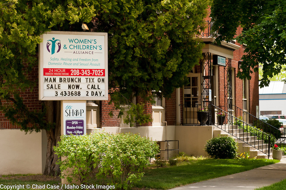 Womans and Childrens Alliance. Boise, Idaho.