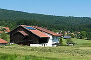 Bauernhaus, Altschönau, Bayerischer Wald, Bayern, Deutschland | farm, Altschönau, Bavarian Forest, Bavaria, Germany