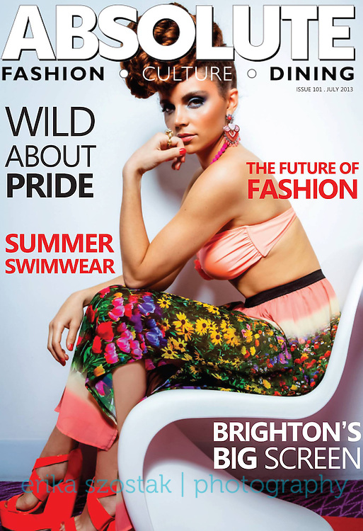 Editorial for Absolute Brighton magazine, July 2013.<br />