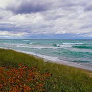 &quot;Colors of Autumn on Lake Superior&quot; <br />