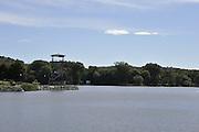 Varese,  ITALY. 2012 FISA European Championships, Lake Varese Regatta Course. <br /> <br /> General Views of the Australian Institute of Sport European Training Centre. Gavirate <br /> <br /> 10:52:05  Thursday  13/09/2012 <br /> <br /> <br /> <br /> <br /> [Mandatory Credit Peter Spurrier:  Intersport Images]  <br /> <br /> 2012 European Rowing Championships <br /> <br /> Rowing, European,  2012 010577.jpg