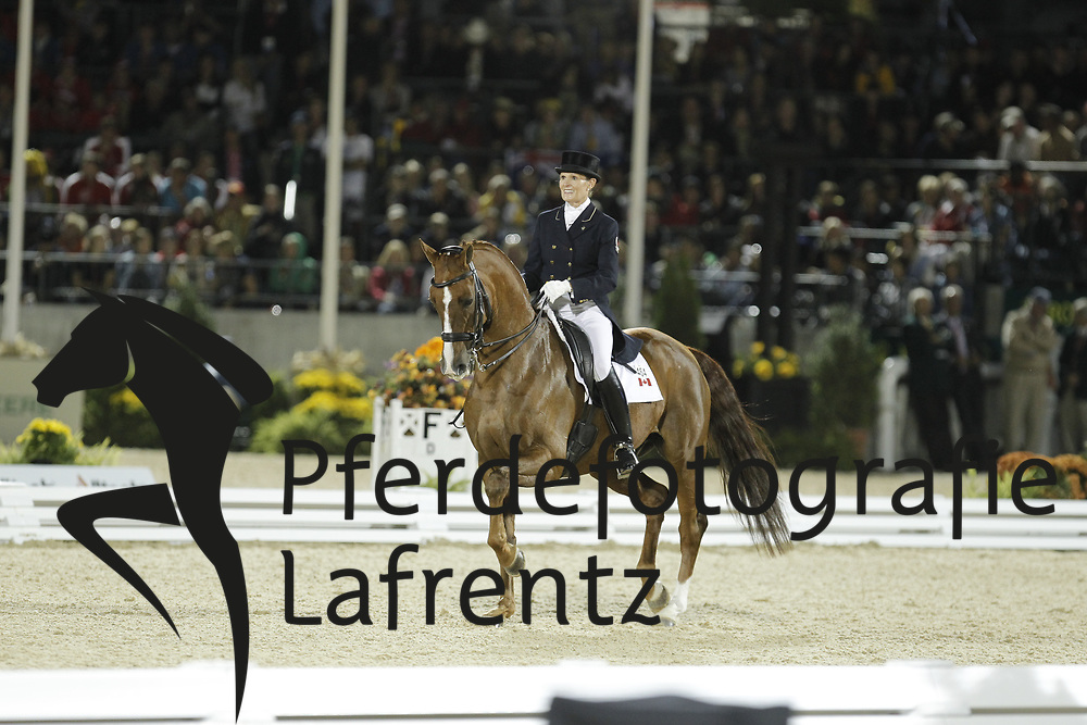 HOLZER Ashley, Pop Art<br /> Kentucky - Alltech FEI WEG 2010<br /> /Stefan Lafrentz