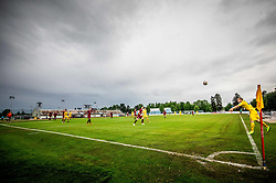 Stadium during football match between NK Triglav Kranj and NK Domzale in 35th Round of Prva liga Telekom Slovenije 2018/19, on May 22nd, 2019, in Sports park Kranj, Slovenia. Photo by Vid Ponikvar / Sportida