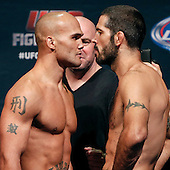 UFC Fox 12 Weigh-ins