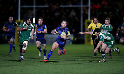 Worcester Warriors Scrum-Half Francois Hougaard breaks free  - Mandatory by-line: Joe Meredith/JMP - 26/03/2016 - RUGBY - Sixways Stadium - Worcester, England - Worcester Warriors v London Irish - Aviva Premiership