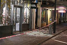 Wellington-Earthquake shakes the capital
