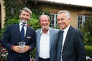 August 14-16, 2012 - Lamborghini North American Club Dinner : CEO Stephan Winkelmann, Valentino Balboni and Maurizio Reggiani