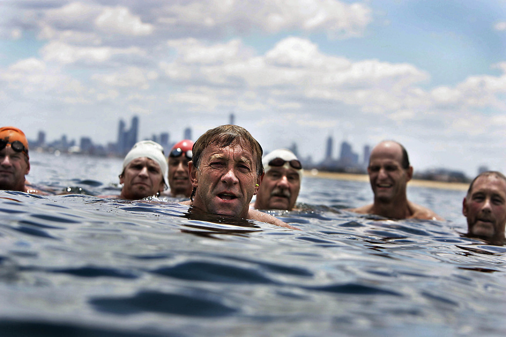 John Locco and his Iceberg mates at Brighton beach  pic By Craig Sillitoe SPECIALX 000 melbourne photographers, commercial photographers, industrial photographers, corporate photographer, architectural photographers, This photograph can be used for non commercial uses with attribution. Credit: Craig Sillitoe Photography / http://www.csillitoe.com<br /> <br /> It is protected under the Creative Commons Attribution-NonCommercial-ShareAlike 4.0 International License. To view a copy of this license, visit http://creativecommons.org/licenses/by-nc-sa/4.0/.