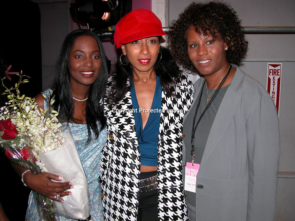 Marie Claudinette Pierre-Jean &amp; guests<br />