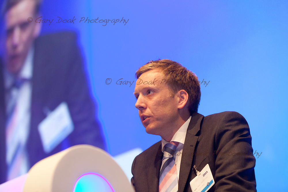 Iain Morrison<br /> BMA LMC's Conference<br /> EICC, Edinburgh<br /> <br /> 18th May 2017<br /> <br /> Picture by Gary Doak