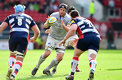 Paul Grant of Bath Rugby  - Mandatory by-line: Joe Meredith/JMP - 26/02/2017 - RUGBY - Ashton Gate - Bristol, England - Bristol Rugby v Bath Rugby - Aviva Premiership