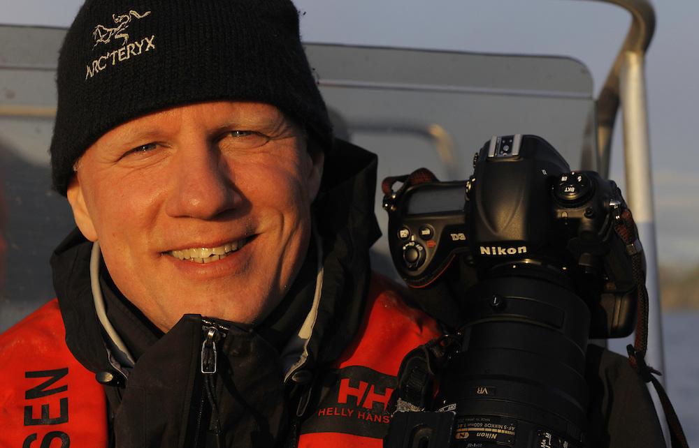 Staffan Widstrand, Managing director, Wild Wonders of Europe Ltd..Flatanger, Nord-Trondelag, Norway