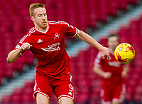 31/01/15 QTS SCOTTISH LEAGUE CUP SEMI-FINAL<br /> DUNDEE UTD v ABERDEEN<br /> HAMPDEN - GLASGOW<br /> Adam Rooney in action for Aberdeen