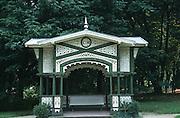 Deutschland, Germany,Baden-Wuerttemberg.Schwarzwald.Baden-Baden, Kurpark, Pavillon.Black Forest, Baden-Baden, park, pavillon...